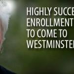 Admissions - Enrollment Dean Miller