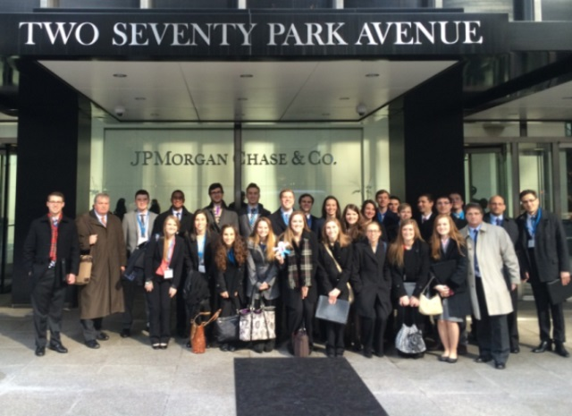 Investing in Students: Alumni Support for BBIC – News at Westminster