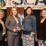Andrea Sagely STEM Champion Award '14