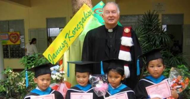 Father Joe Maier - the Slum Priest - Global Leader in Residence at Westminster College