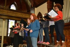 Churchill Singers