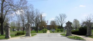 Fulton State Hospital Front Entrance