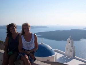 Jamie Striler '16 Study abroad 1