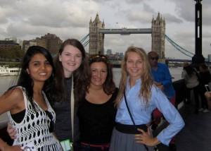 Jamie Striler '16 Study abroad 2