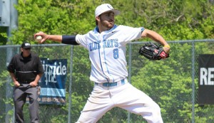 Blue Jays Baseball Deion Hughes