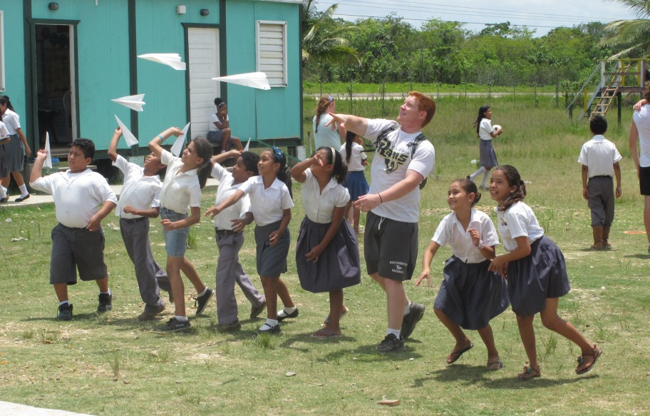 Kids-Playing-Airplanes-WHEP-in-Belize-2015