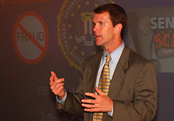 FBI Agent Chad John