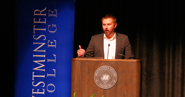 Dirty Wars: The World is a Battlefield speech by Mr. Jeremy Scahill