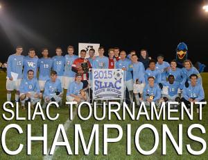 Men Soccer SLIAC Champ
