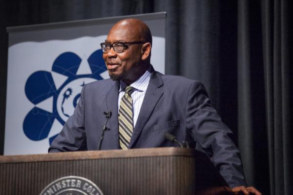 Dr. Francis Ali-Osman, 2016 Hancock Symposium