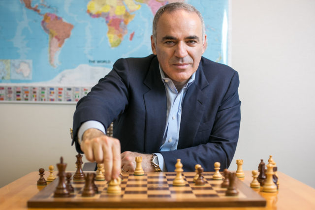 Former World Chess Champion Sends Tribute for 50th Anniversary